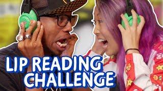 LIP READING CHALLENGE