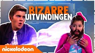 DE MEEST BIZARRE UITVINDINGEN! 😱⚙️ I BESTE VAN NICKELODEON #23   Nickelodeon Nederlands