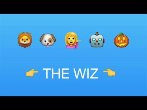 The Wiz - Trailer (Viktor Rydberg Gymnasium presenterar...)