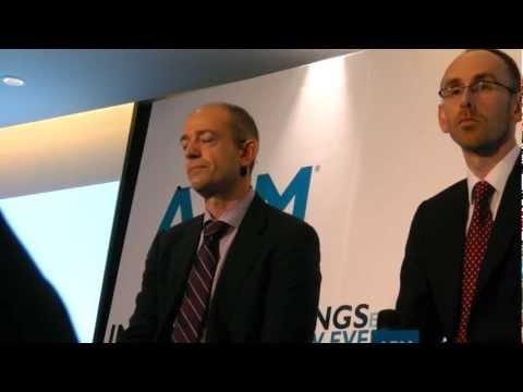 ARM Press Conference at Computex 2012