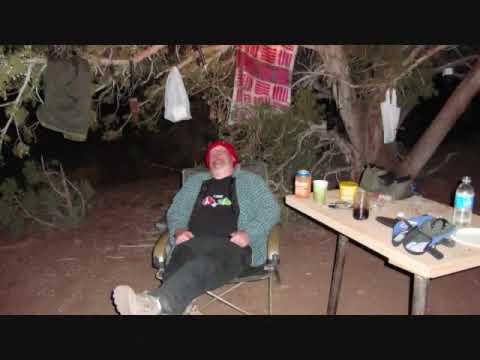Camping Nov 6-8 2009 Garrett And George