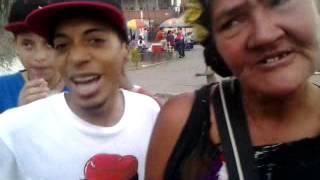 E.T.P - VideoComediaDelDia Cindy la rapera se enamora de dan jackson