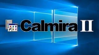 Running Calmira 95 & XP on Windows 10?