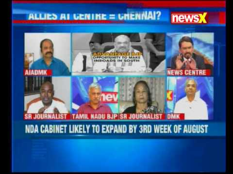 Nation At 9: AIADMK in NDA fold — What does it mean for national politics?