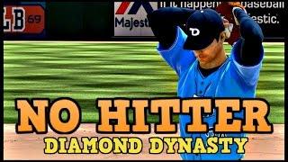 NOLAN RYAN THROWS A NO HITTER!! MLB 15 THE SHOW DIAMOND DYNASTY!
