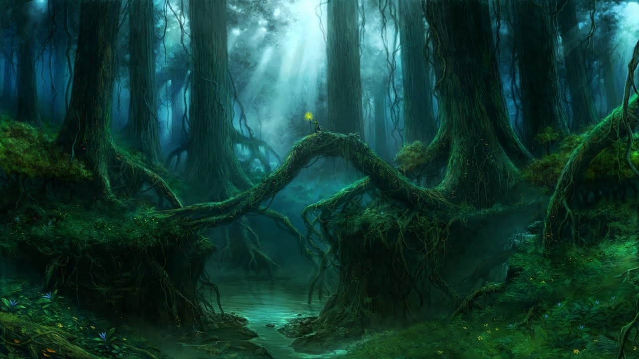 An analysis of the green belt of rain forests