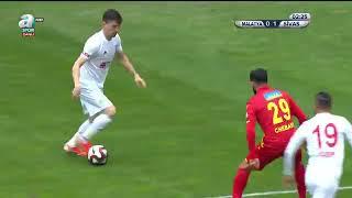 ️Ziraat Türkiye Kupası'nda Sivasspor'lu Mert Hakan'dan nefis gol