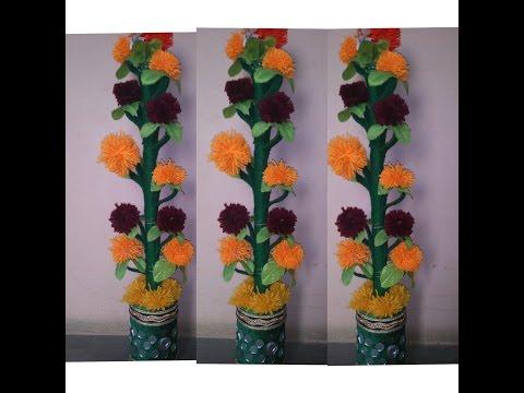 How To Create Moti Wala Flower Hanging Macrame Doovi