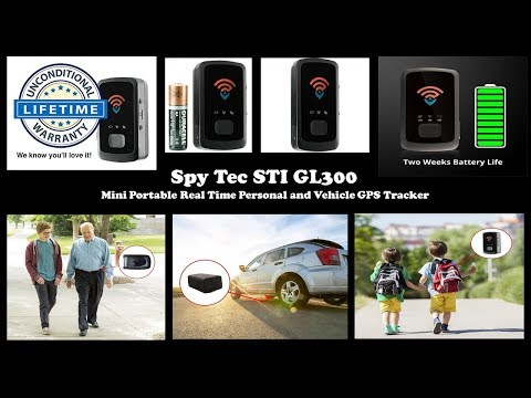 SpyTec STI GL300 GPS Tracker review 2019