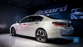 2014 HONDA ACCORD hybrid TOURING demo walkaround WHATS NEW ???