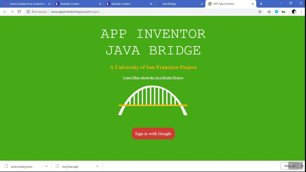 convert our project to android studio or eclipse project file - aia to java  file