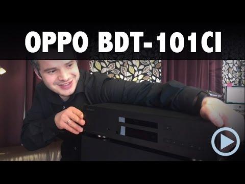 OPPO BD-T101CI Test und Vorstellung