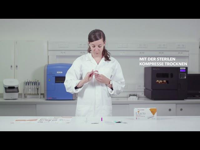 Biosynex - EXACTO HIV-Selbsttet