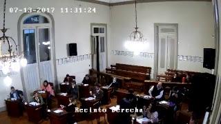Transmisión en directo de Concejo Deliberante de Tandil (24/05/2017)