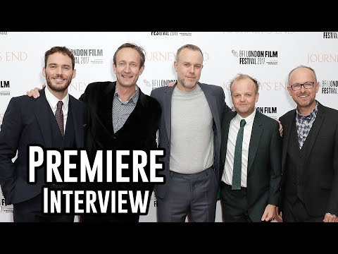 Director Saul Dibb | Journey's End LFF 2017 Premiere Interview