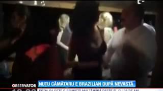 Nutu Camataru s-a casatorit cu celebra &quotBrazilianca&quot