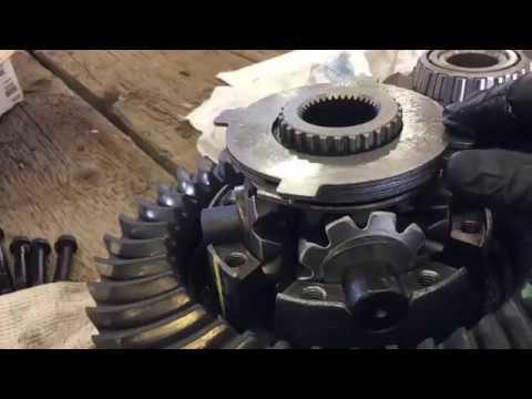 Dana 80 Limited Slip Clutch Rebuild