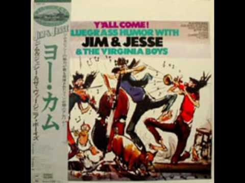 Y'All Come! Bluegrass Humor [Unknown] - Jim & Jesse And The Virginia Boys