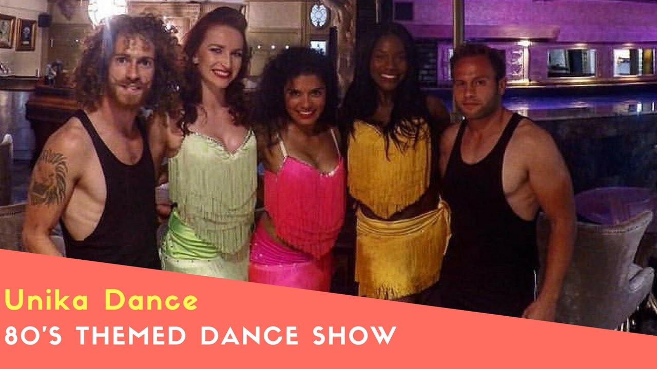 Wedding Entertainment 80s Themed Wedding Dancers For Hire Uk