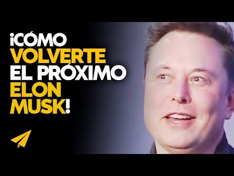 Me llamaron LOCO al CREAR lo que AMABA | Elon Musk en español: 10 reglas para el éxito