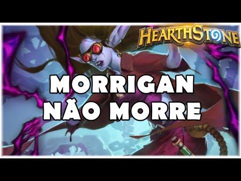 HEARTHSTONE - MORRIGAN NÃO MORRE! (STANDARD DOLLMASTER WARLOCK)