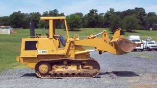 Cat 953 Crawler Loader
