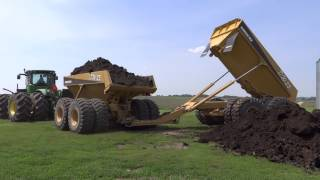 Unloading Miskin DW25 Wagons - Part 3 of 3