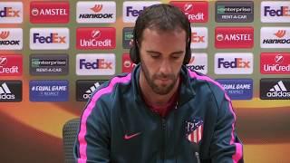 Godin: I expect Diego Simeone to be at Atletico Madrid next season