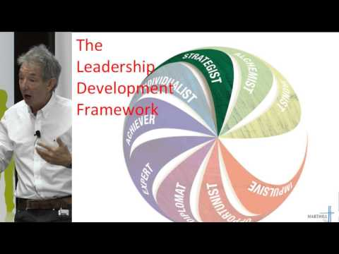 DAVID ROOKE Leadership Transformation