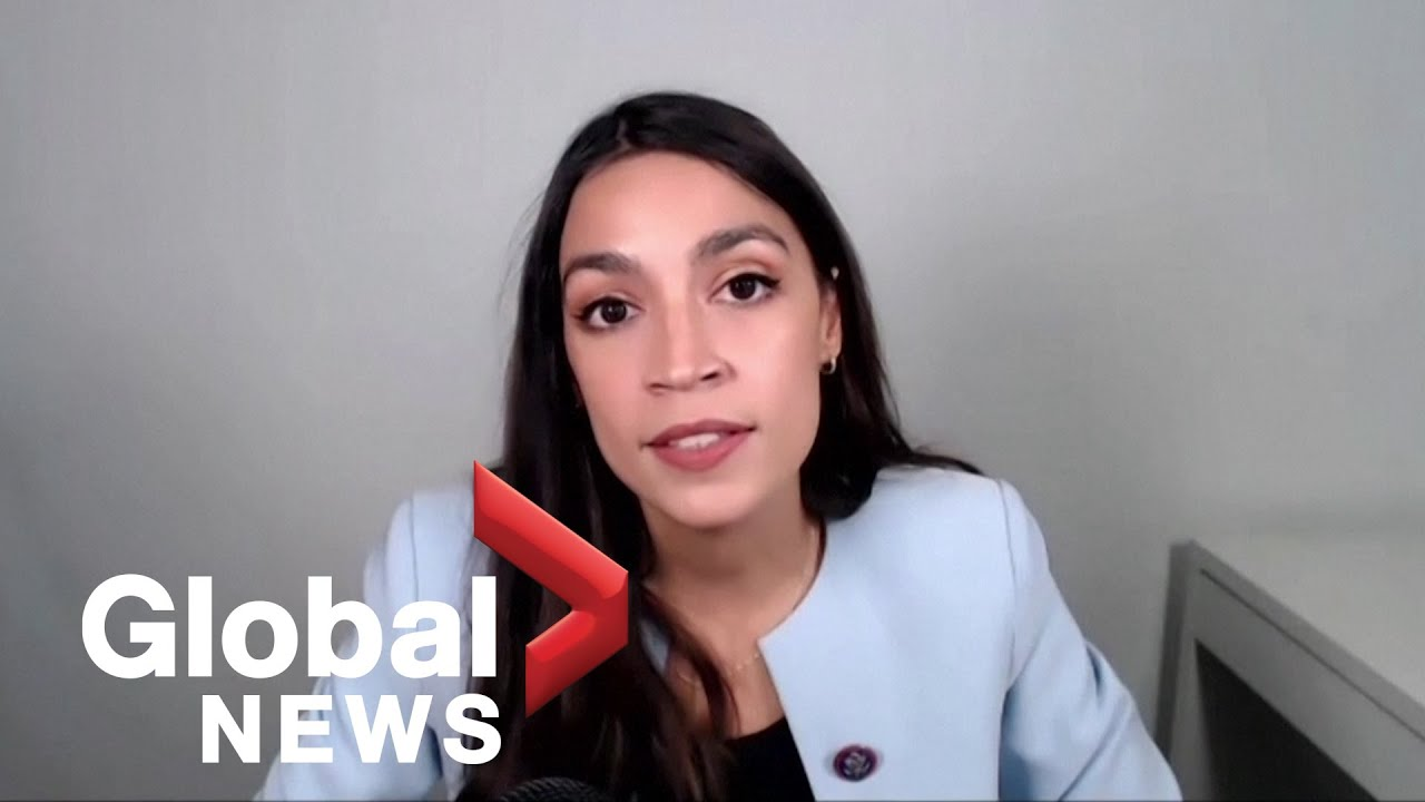 In Live Video Rep. AOC Tells Nation of 1/6 Rampage Terror and Flashback to Previous Trauma