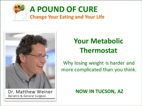 Why Losing Weight is Harder and More Complicated than You Think Your Metabolic Thermostat