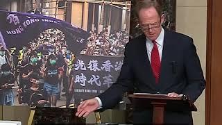 美国参议院通过香港自治法