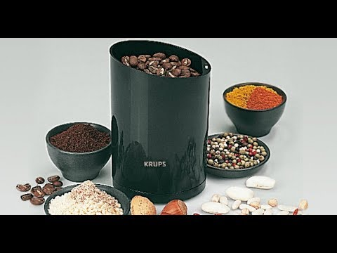 Best coffee grinder KRUPS F203 review Deal Of the Day