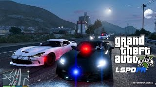 GTA 5 - LSPDFR - EPiSODE 81 - LET