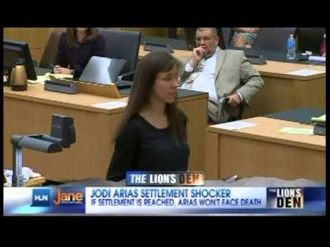 Jodi Arias to sit with prosecutors in settlement conference