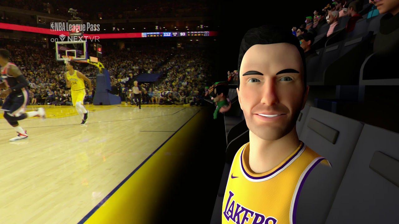 Oculus Venues Virtual Reality Sports Review - What Watching