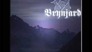 brynjard in the middle of the mountain