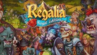 Regalia royal edition - adventure awaits (on consoles!)