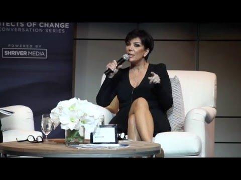 Architects of Change: Kris Jenner & Maria Shriver