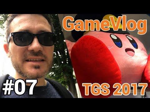 GameVlog spécial TGS 2017 #07 : Shopping, expo et miam miam