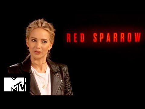 Jennifer Lawrence Explains Why She Won't Be Running For President   Red Sparrow