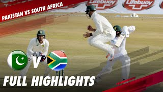 Pakistan vs South Africa | Full Match Highlights | 2nd Test Day 1 | PCB | ME2T