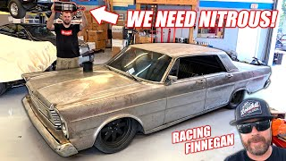 Our_Cummins_Powered_Galaxie_Gets_a_GHETTO_Nitrous_System..._Will_It_Work?_(Racing_Roadkill_Truck)