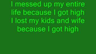 Afroman- Because I got high (lyrics) thumbnail