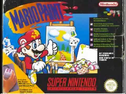 Mario Paint Music - Music Maker 1 (Full Version)