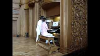 Percy Fletcher - Festival Toccata (Aleksandr Novoselov, organ)