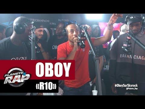 Youtube: Oboy«R10» #PlanèteRap