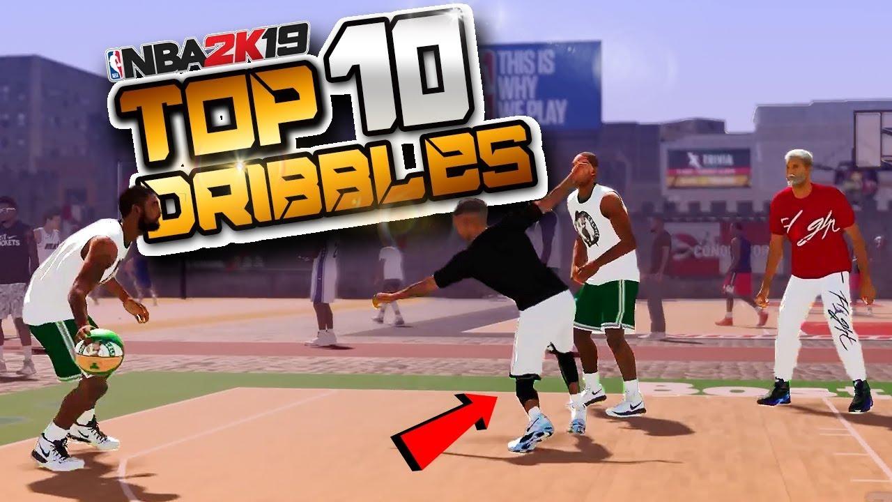 NBA 2K19 Top 10 Plays Of The Week #5 - BEST Crossovers & Ankle Breakers