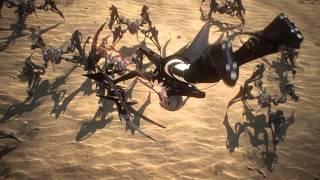 セガがサービス中のオンラインRPG『ファンタシースターオンライン2』の新オープニングムービー。