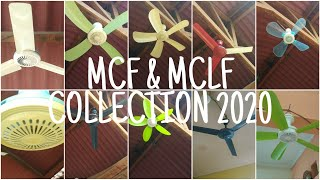 Mini Ceiling Fan Collection 2020